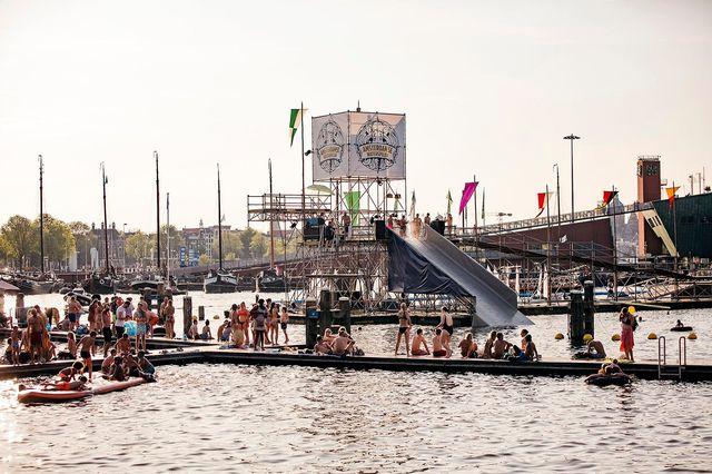 de amsterdamse waterspelen