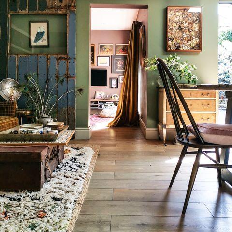 How I Created My Dream Home, Dream Home Furniture