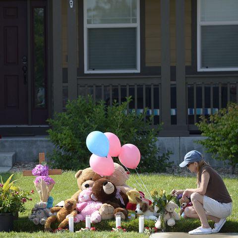 Watts family murders