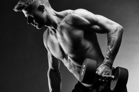 How to Trick Your Brain Into Lifting Heavier Weights