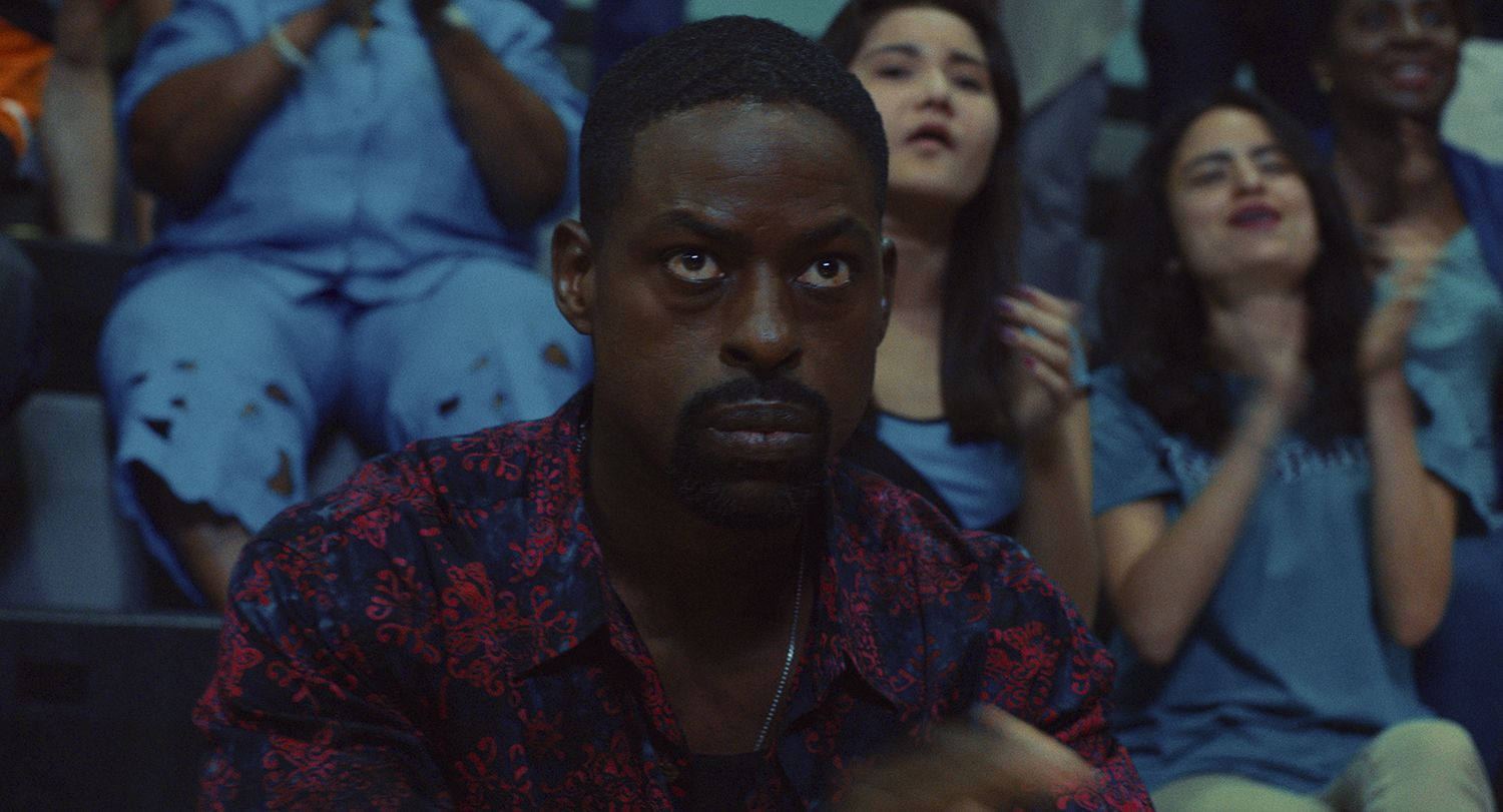 Exclusive: This Clip of Sterling K. Brown in Waves Proves Why It's an Oscar Contender