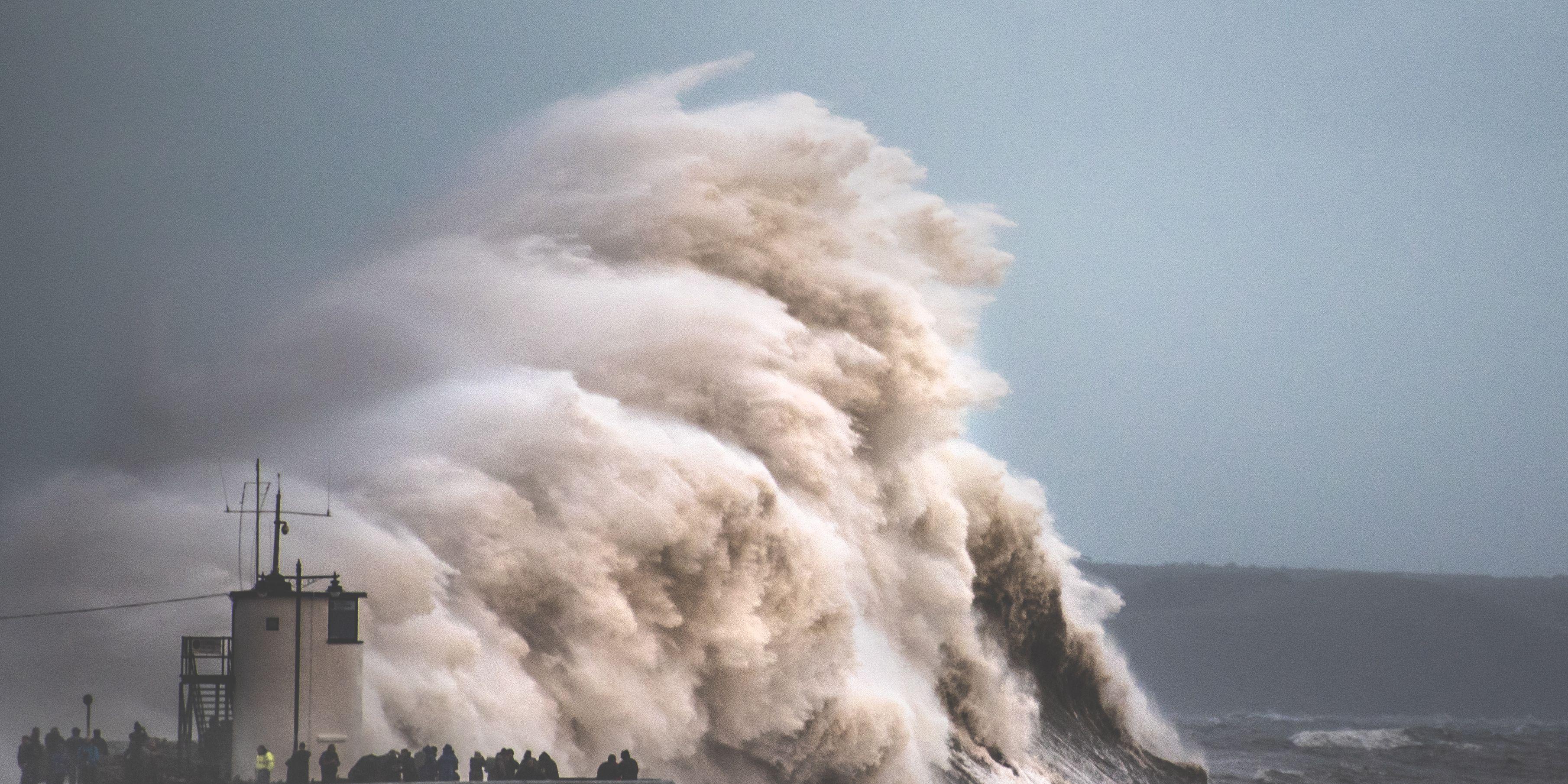 storm gareth uk