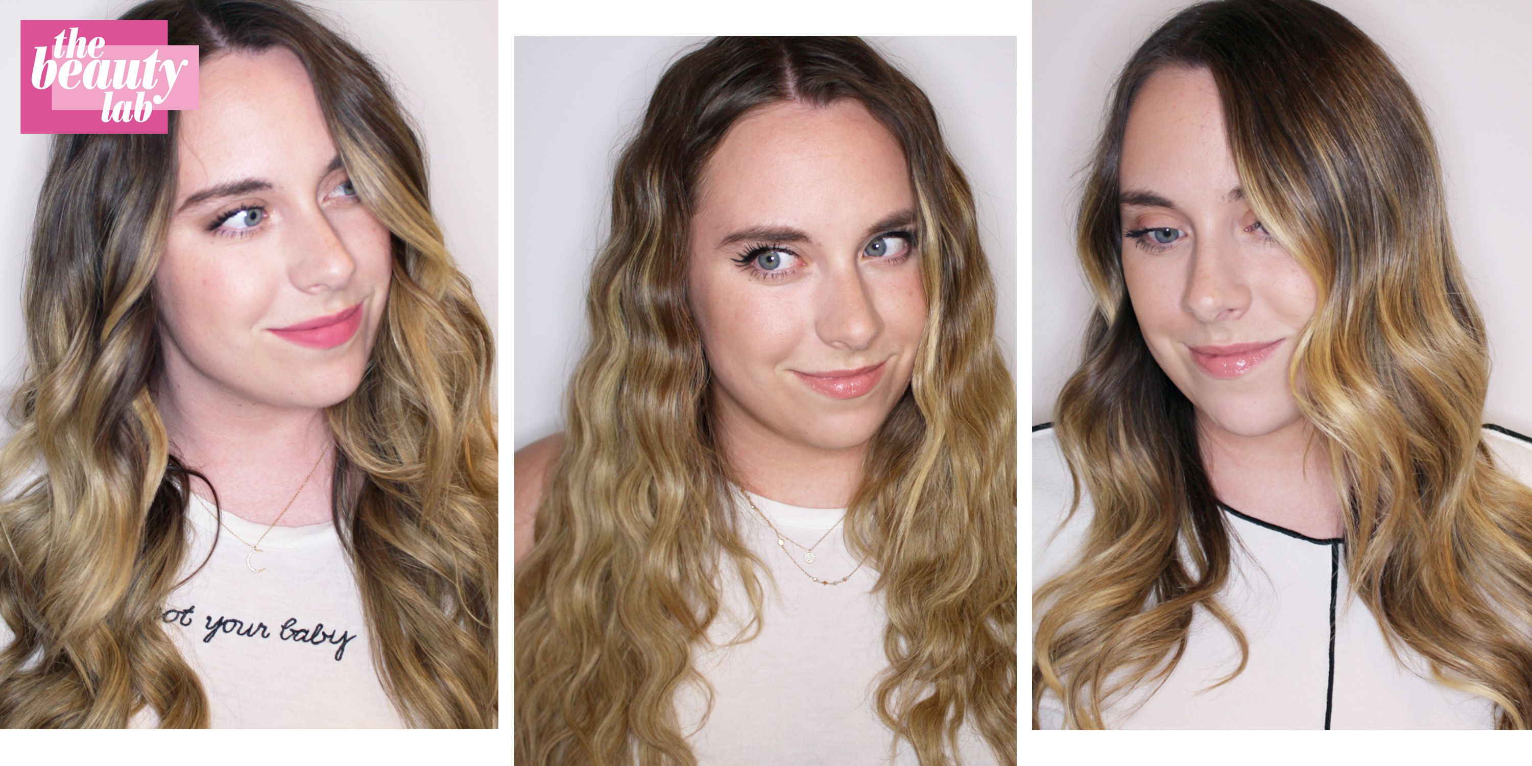 Best way to get beach waves with naturally curly hair