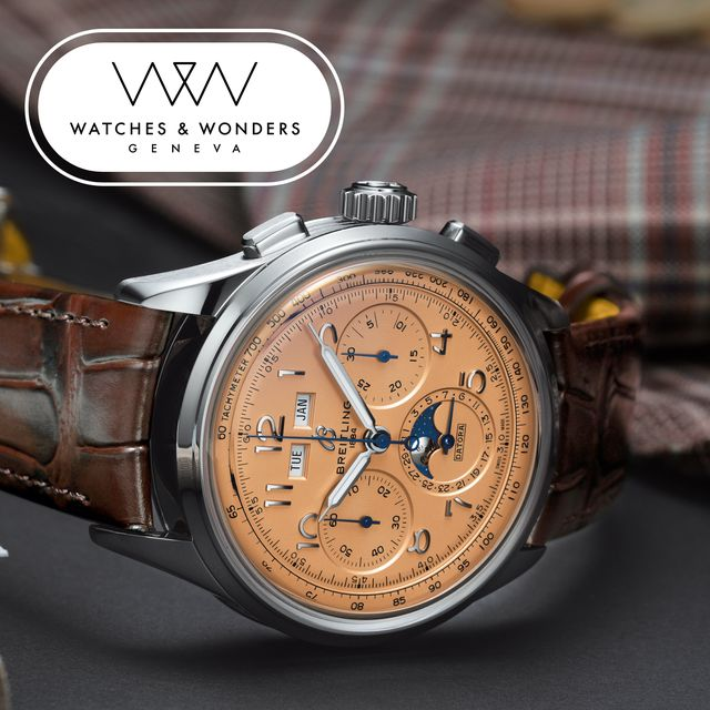watches and wonders breitling chrono