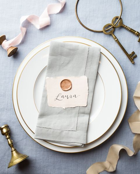 wax-seal-place-cards-entertaining-veranda