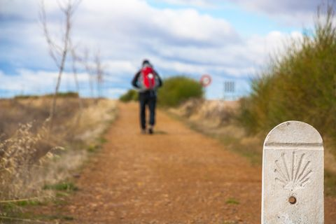 Way of St James in Palencia