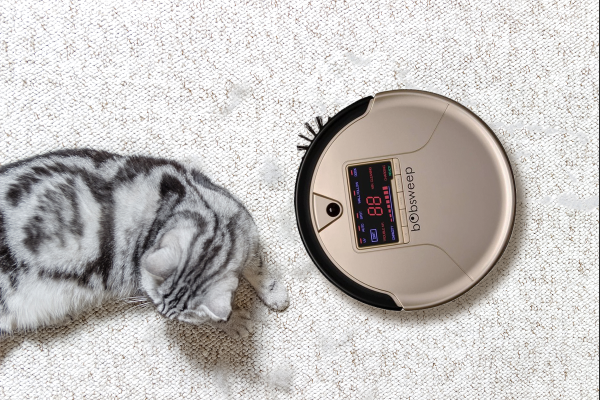 Wayfair's Best Way Day Sale Is This Robotic Vacuum That's Amazing for Pet Hair