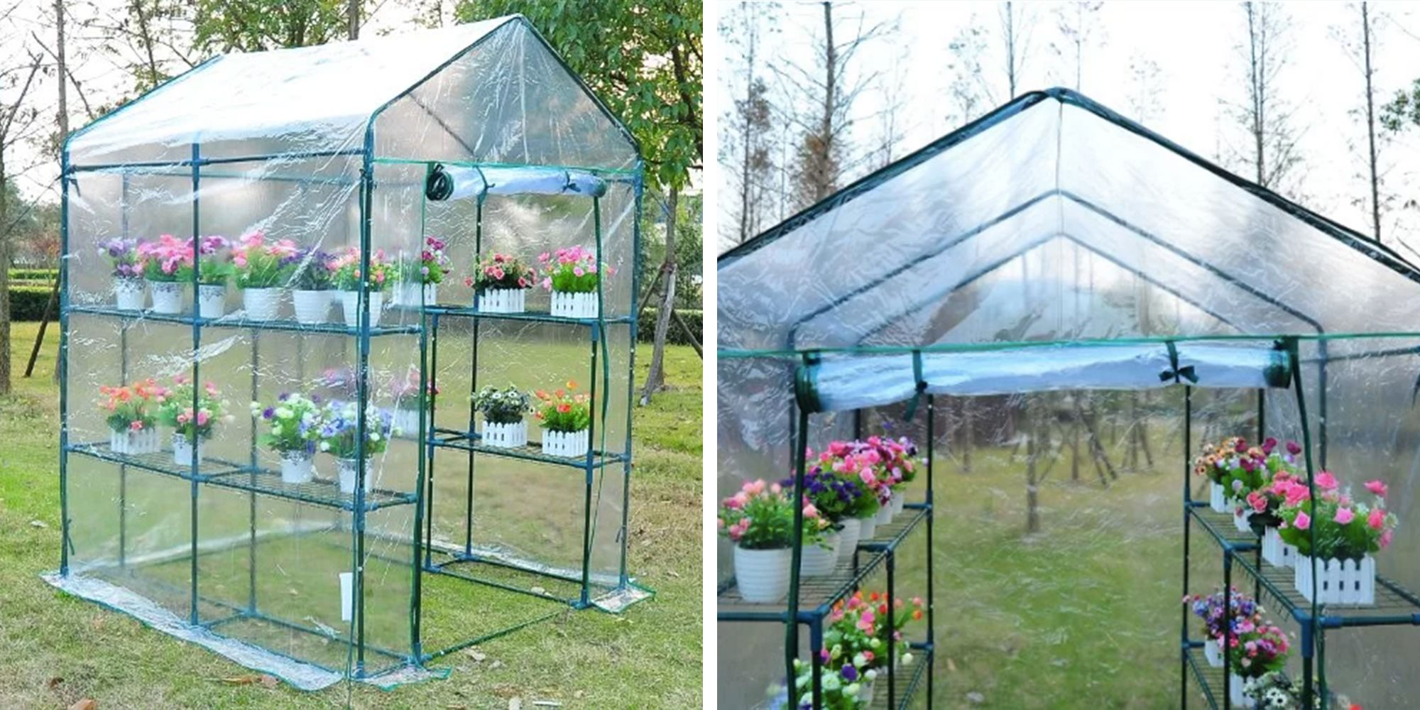 Wayfair Is Selling Greenhouses for Under $100