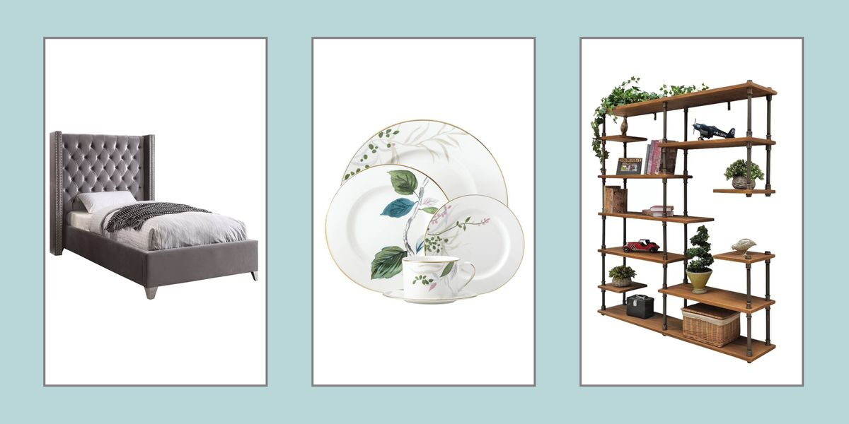 Our Favorite Pieces For Every Room From Wayfair's Home