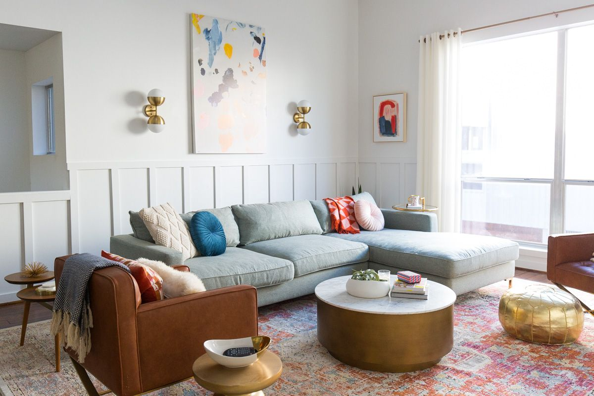 12 Actually Cool Ways To Style Your Coffee Table