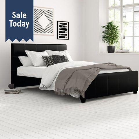 jasmine upholstered bed