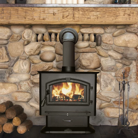 How To Install A Wood Burning Stove Cost Of A Wood Burning Stove Installation