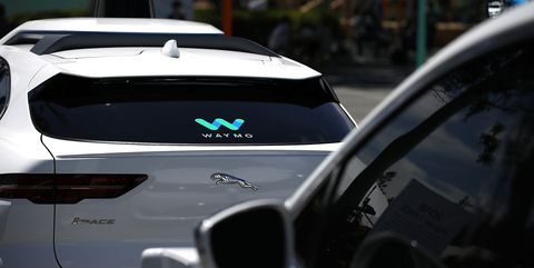 Waymo Is Letting People Choose Rides in Completely Driverless Cars