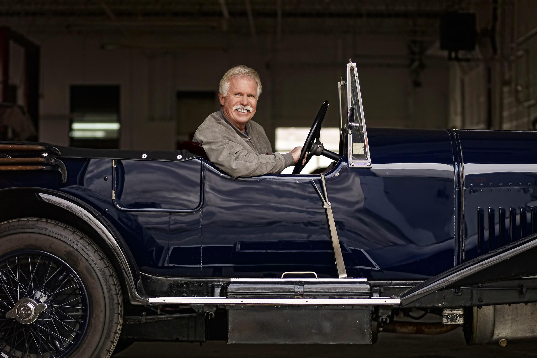 """Chasing Classic Cars"" Star Wayne Carini Picks the Best-Made Cars of All Time"