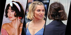 Ways to style a bob haircut