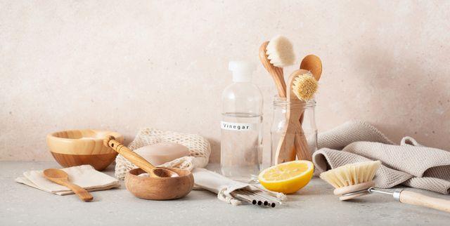 ways to use vinegar to clean