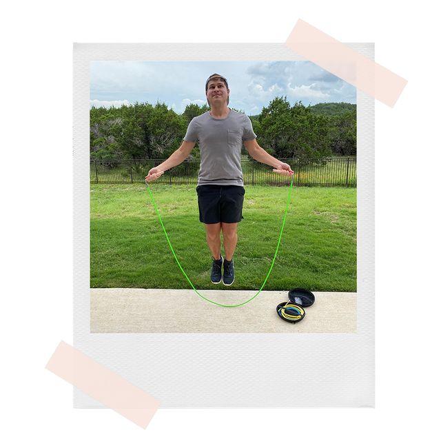 wayza rope interlocking weighted jump rope