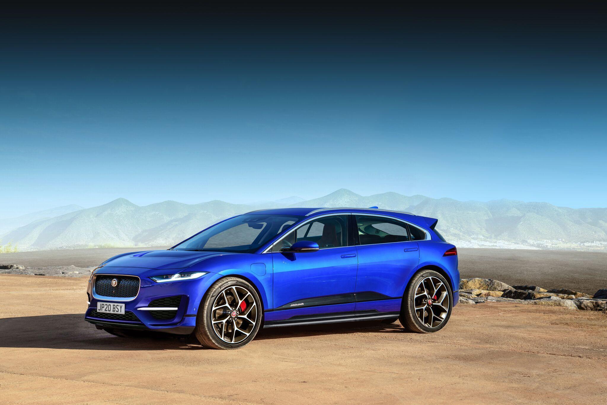 2021 Jaguar J Pace What We Know So Far