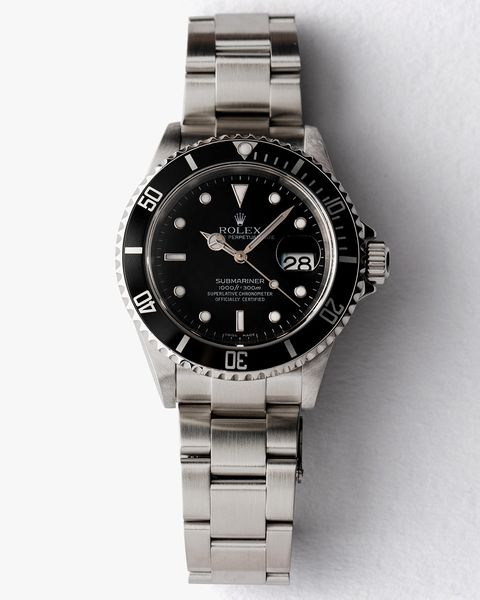 rolex professional collection