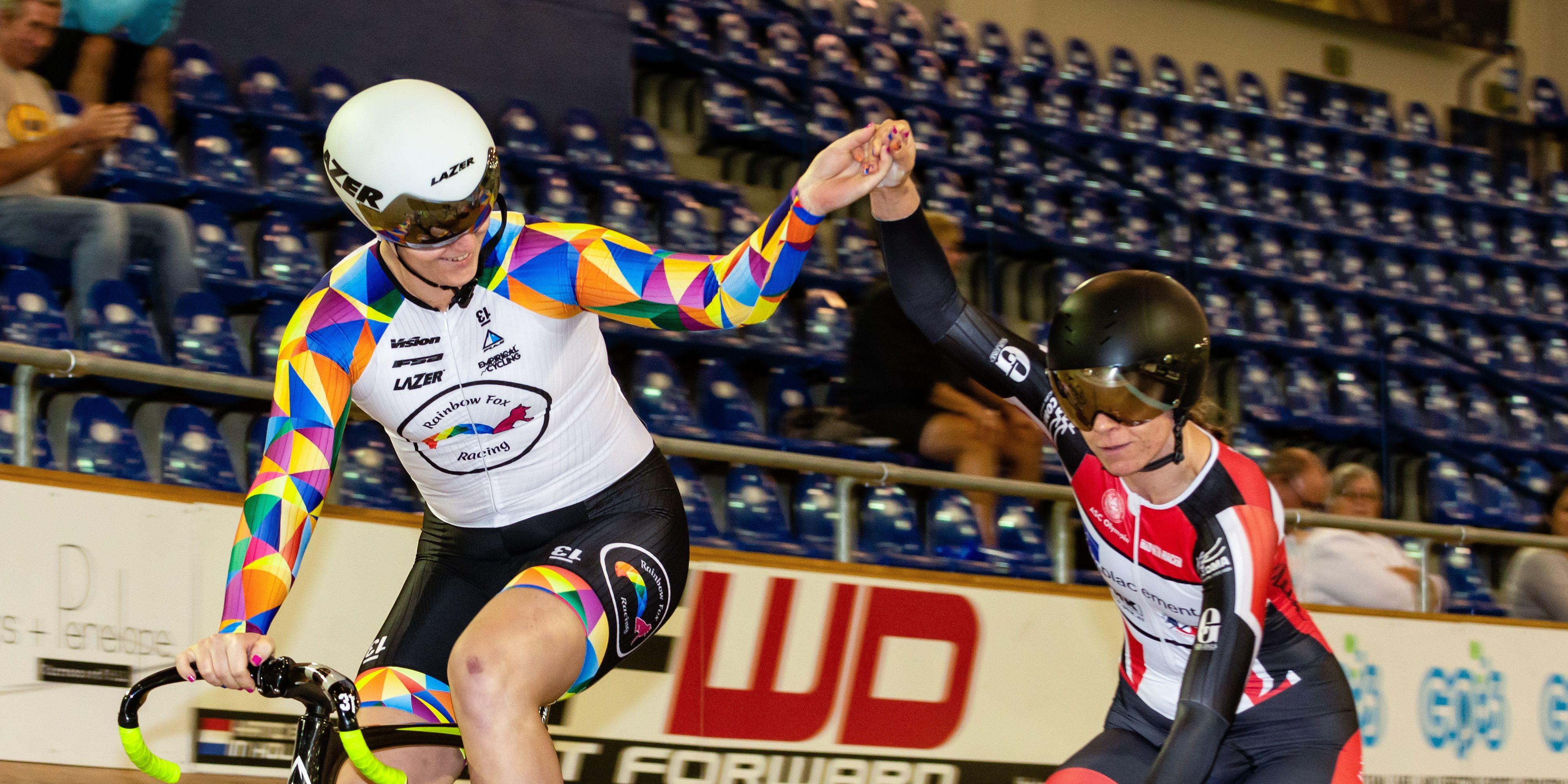 2018 UCI Masters Track Cycling World Championships