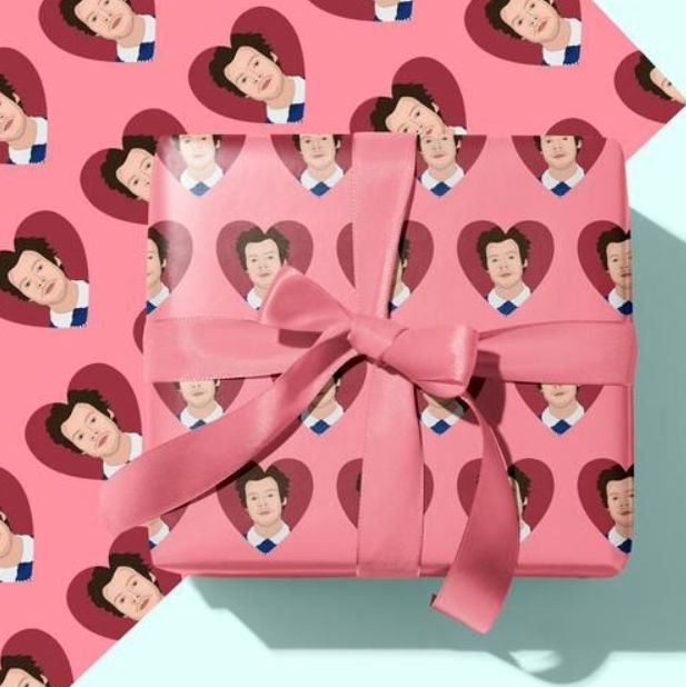 harry styles gifts