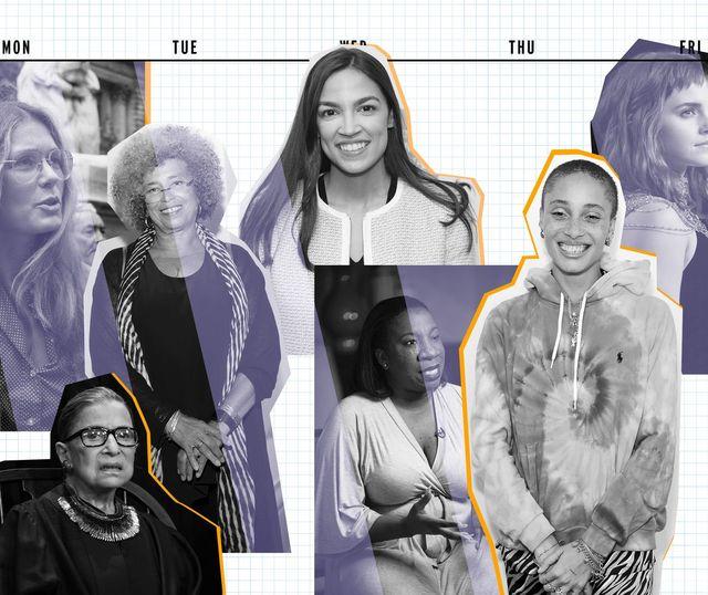 c068cb50799 ELLE's grote Internationale Vrouwendag-dossier: 365 manieren om ...