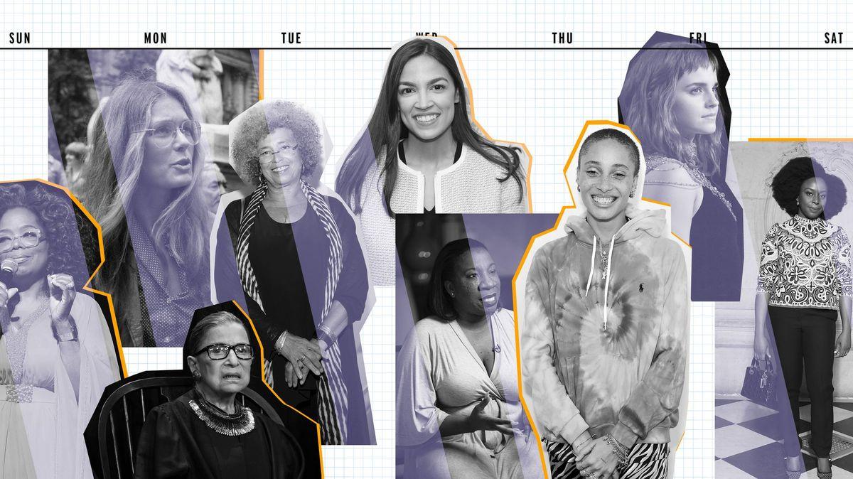 e3aae5c99fa ELLE's grote Internationale Vrouwendag-dossier: 365 manieren om íedere dag  Internationale Vrouwendag te vieren