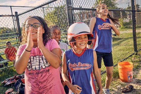 Camden softball team