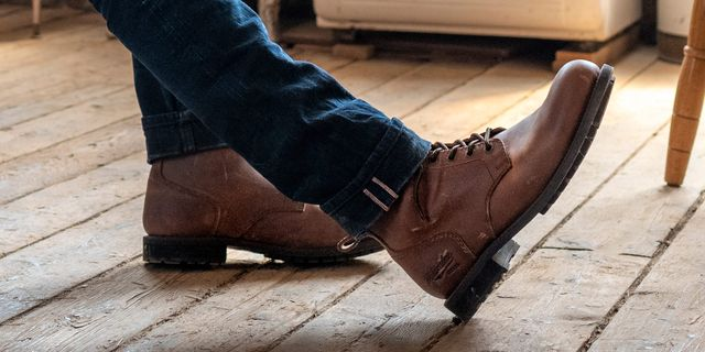 pfister boot in gaucho by milwaukee boot co