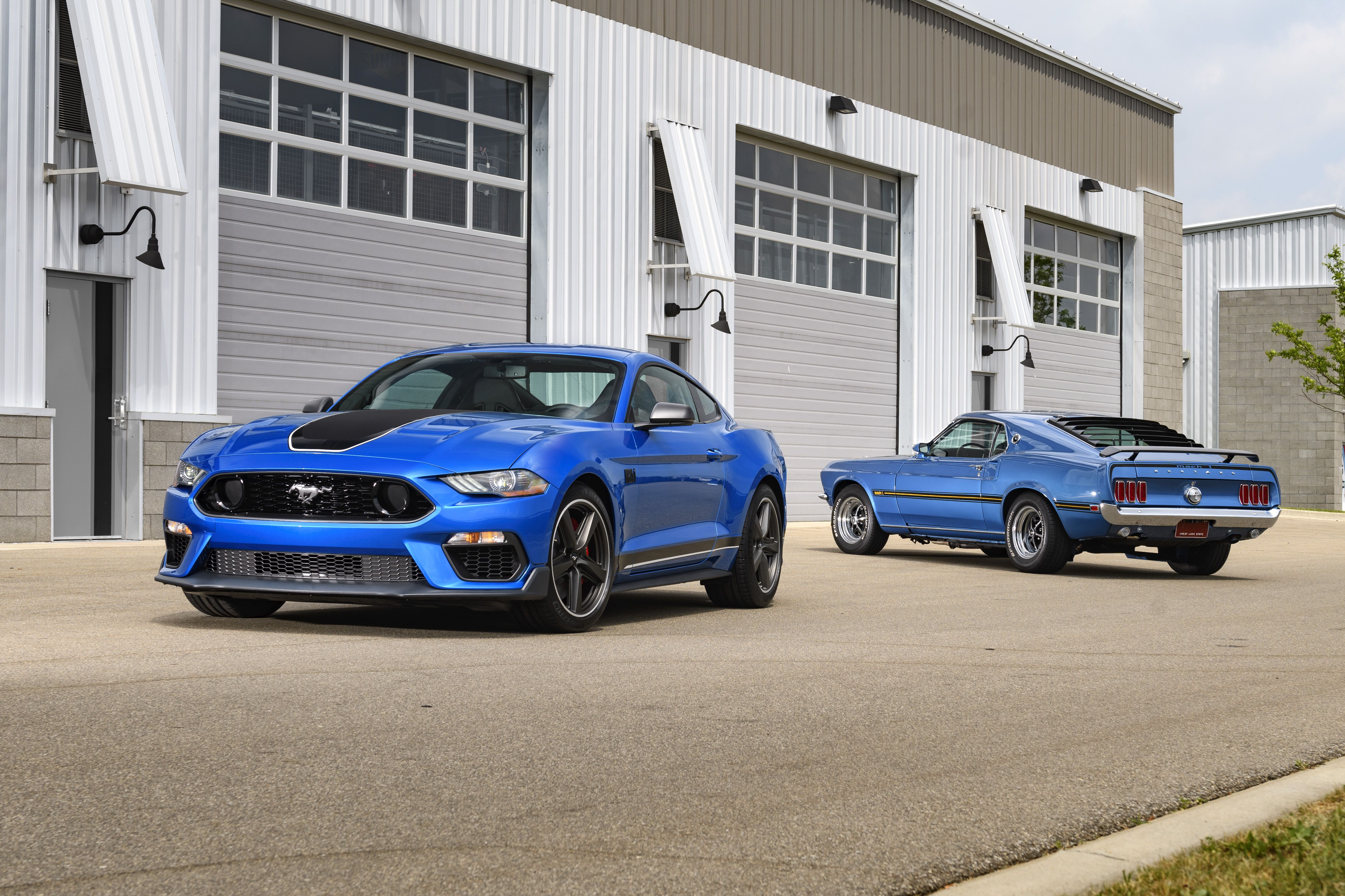 the 2021 ford mustang mach 1 costs 52 915 autoweek