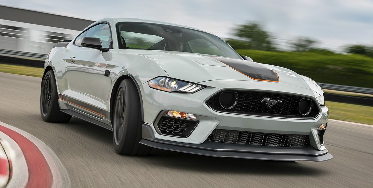 The New Ford Mustang Mach 1: Everything You Need To Know