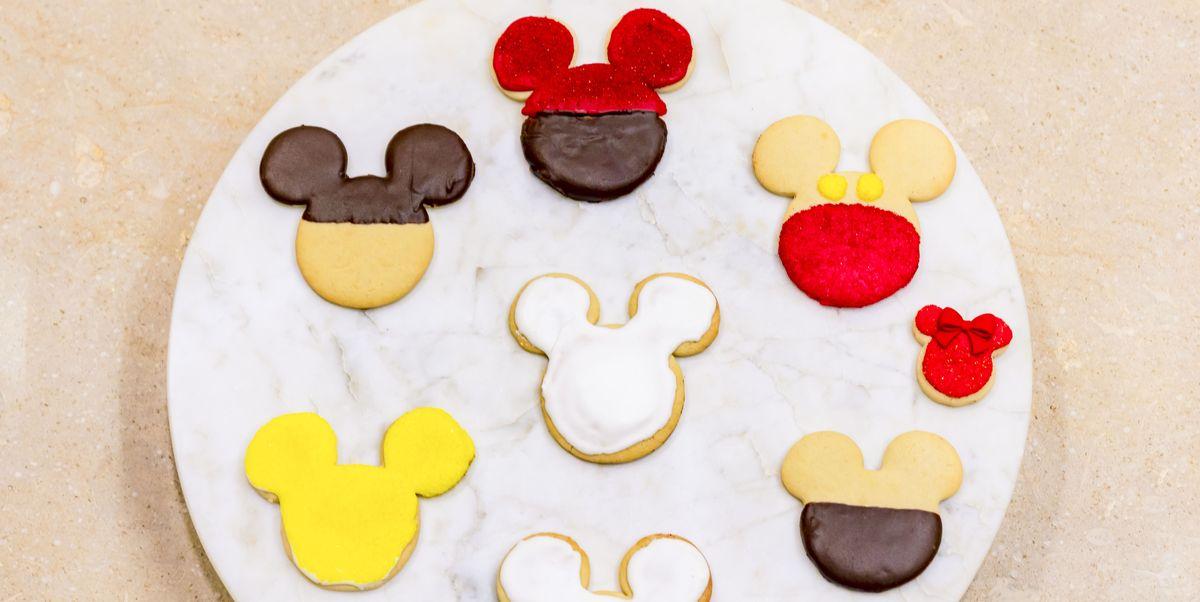 Chef Mickey's Sugar Cookies