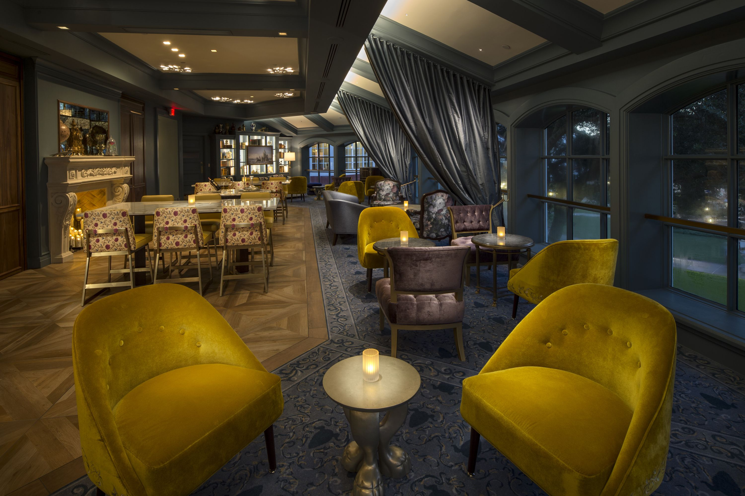 [UPDATE] Disney World Opened A 'Beauty & The Beast' Bar At The Grand Floridian Hotel