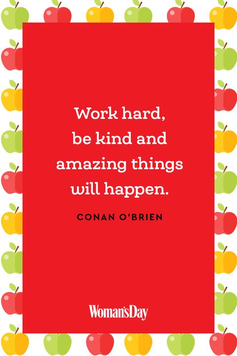 back to school quotes - conan o'brien