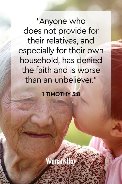 16 Bible Quotes About Family Bible Verses About Family