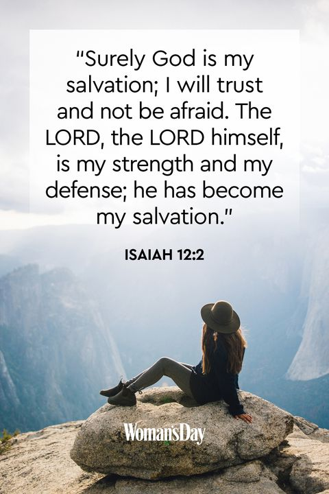 Bible Quotes On Strength - Bible Verses About Strength