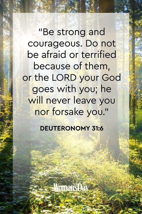20 Inspirational Bible Verses - Inspiring Bible Verses