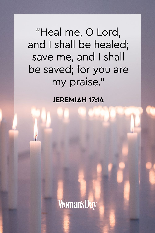 Bible Verses About Healing — Bible Verses For Strength