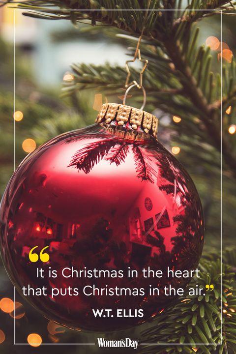 20 Christmas Quotes - Inspirational
