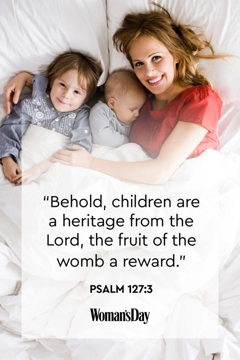 bible verses about children - psalm 127:3