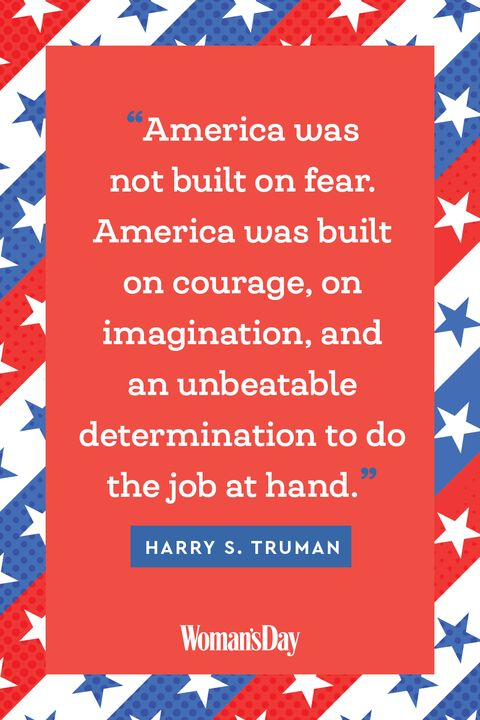 Fourth of July quotes - Harry S. Truman