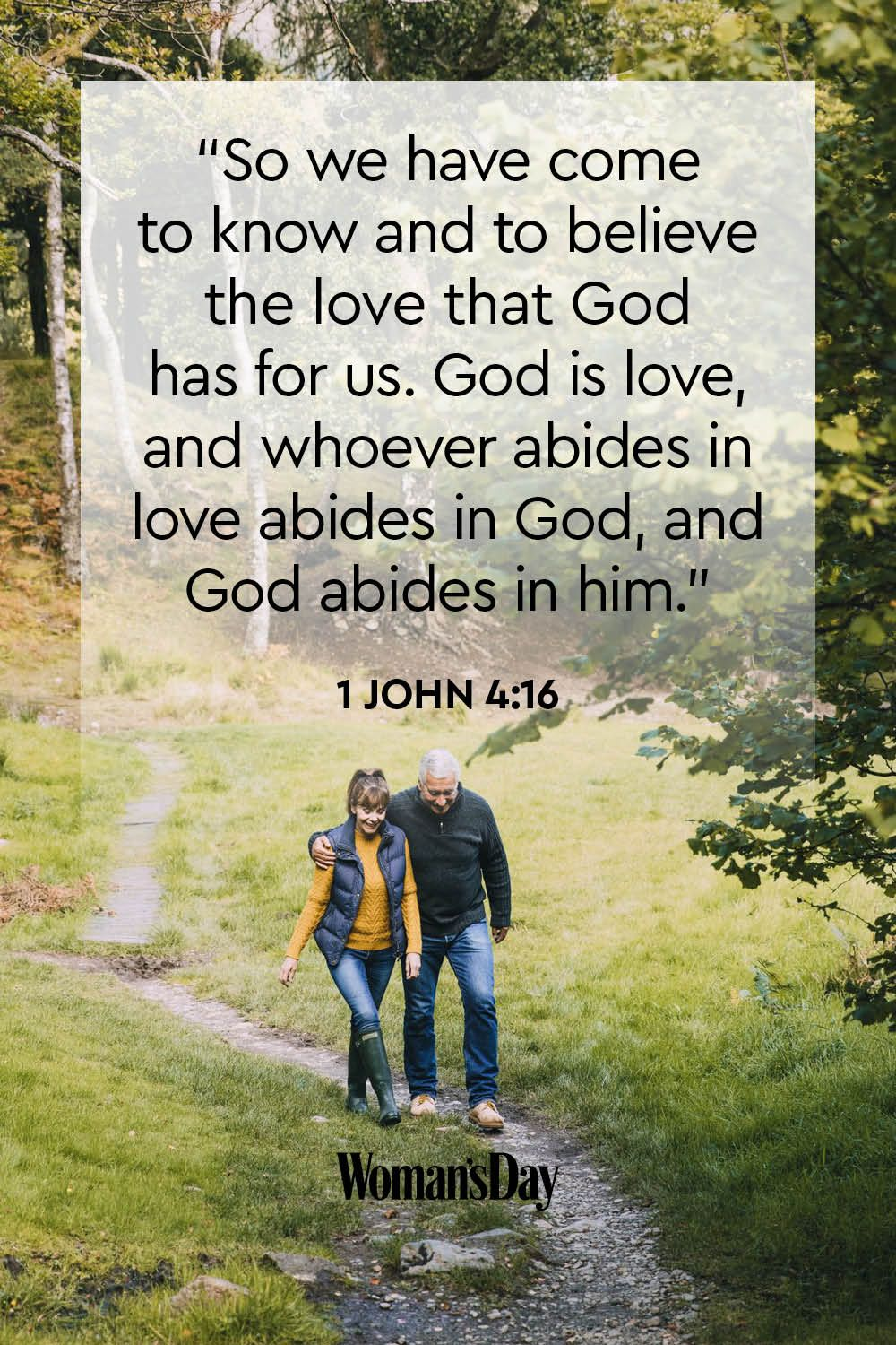 Quotes what bible is love 80 Beautiful