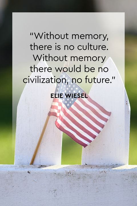 32 Best Memorial Day Quotes — Quotes That Honor Soldiers