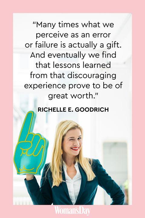 motivation quotes Richelle E. Goodrich