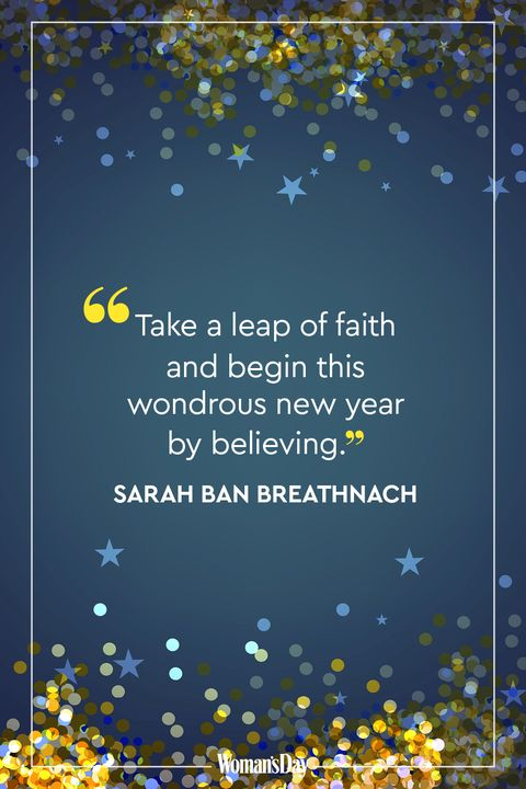 18 New Year\'s Quotes - Inspirational New Year\'s Quotes 2020