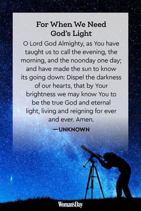 20 Night Prayers — Good Night Prayers For a Peaceful Mind