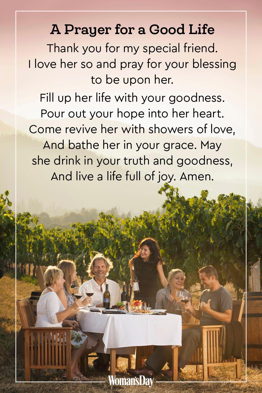 15 Prayers for a Friend — Best Friends Prayer