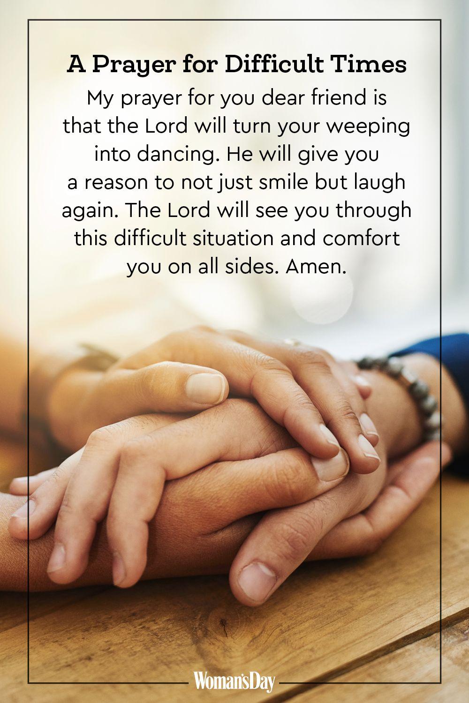 15 Prayers For A Friend Best Friends Prayer