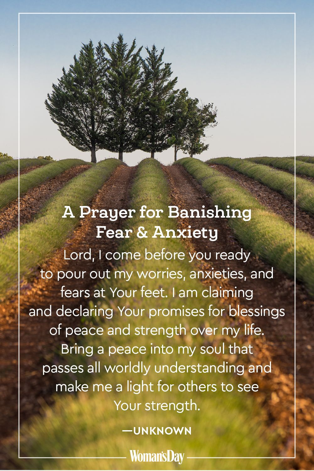 Prayer To Relieve Anxiety And Depression - Etuttor