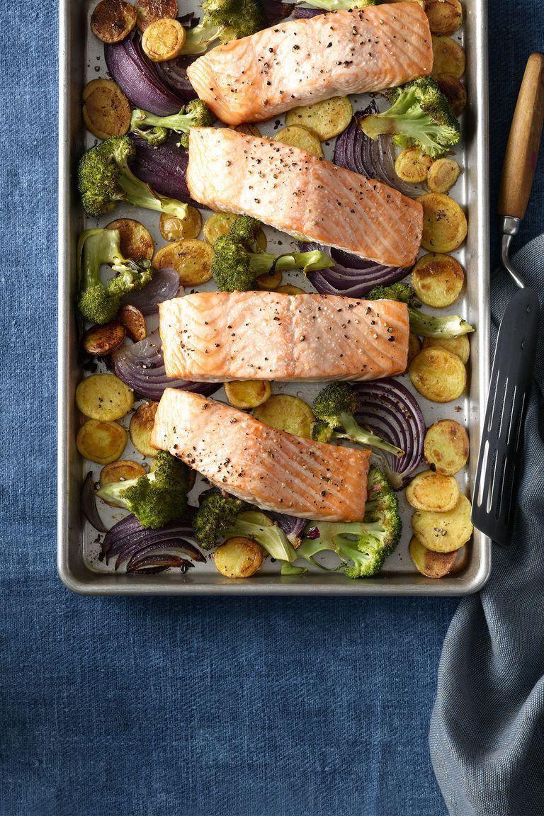 24 Satisfying (and Super Easy) Salmon Recipes for Weeknight Dinners